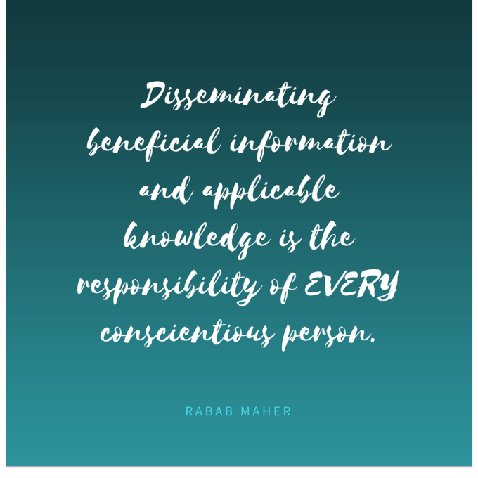 Knowledge+Responsibility+Quotation-RababMaher